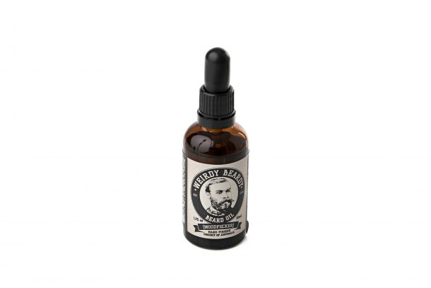 Woodpecker Weirdy Beardy Beard Oil
