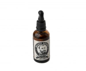 The Raven Weirdy Beardy Beard Oil