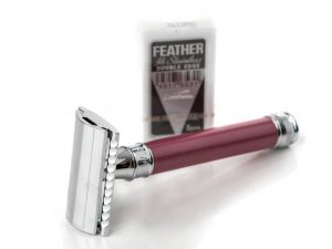 Edwin Jagger Rose DE Safety Razor