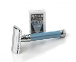 Edwin Jagger Blue DE Safety Razor