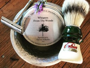 Build your Boar Shaving Brush Kit