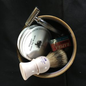 Build Your Badger Brush Shaving Brush Kit