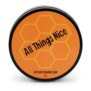 ALL THINGS NICE Shaving Soap