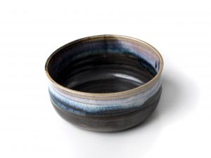 Handmade Coloured Lathering Bowl