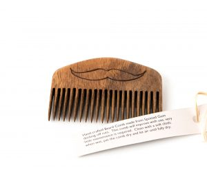 Brush Box Handmade Beard Combs