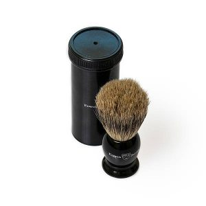 Badger Travel Brush Black Edwin Jagger 1