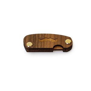 Red Oak Travel Beard Comb
