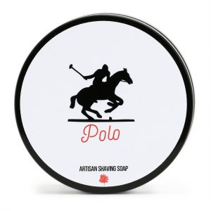 Polo shaving soap